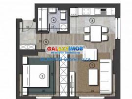 Apartament 2 camere Open Space | NOU | Metrou Aparatorii Pat