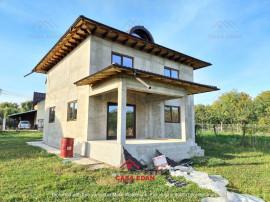 Casa noua 2021 in Banesti,cartier rezidential nou,5 camere !