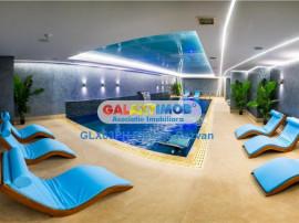 Apartament 3 camere de lux, piscina interioara, Jandarmeriei