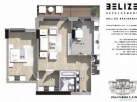 Pantelimon, apartament 2 camere, spatios, bloc nou,lux