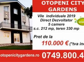 Vile Otopeni City Gardens - 5 camere - Direct Dezvoltator