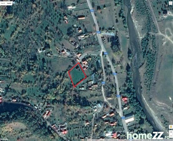 Teren zona rurala judetul arges colt de rai casa 1500mp - Terenes casa rural ...