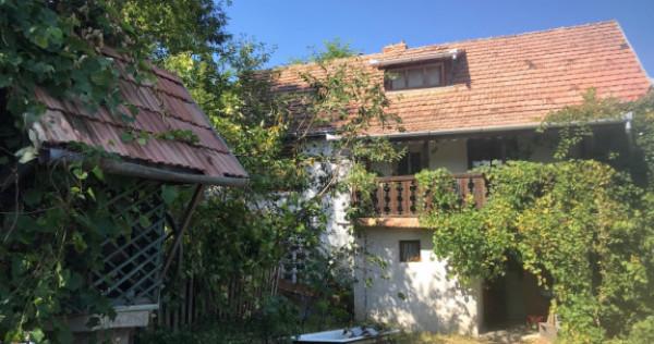 Casa cu etaj de inchiriat Central olteni