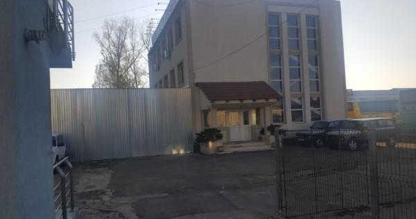 Cladire birouri , Zona str Clujului , sc 615 mp, P+2E