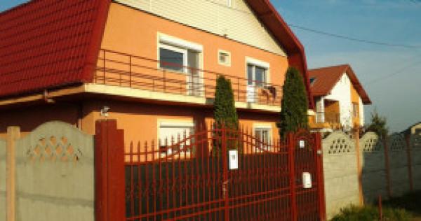 Vila P+1E+mansarda, garaj,600mp,Domnesti, Ilfov,