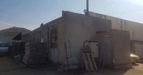 Oras Pantelimon -Hala Industriala