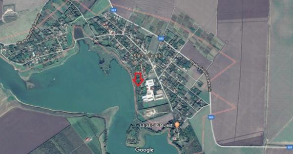 Teren intravilan, Lacul Sarulesti, 1.000 mp, comision 0%