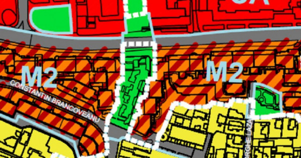 Casa + teren Pitesti zona ultracentrala - zona 0