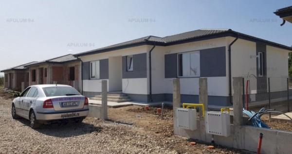 Vila individuala Parter Residence Green Houses