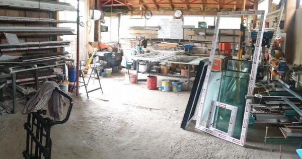 Inchiriez atelier in Campina,zona Turnatorie,83 mp,utilitati
