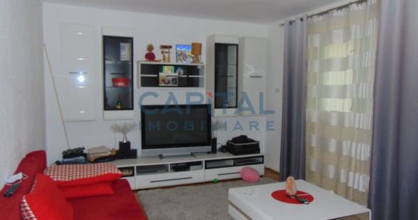 Apartament 3 camere decomandat, zona Clabucet, Manastur, Clu
