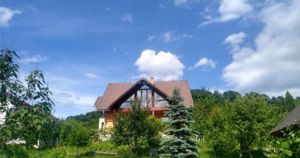 Casa Valea Ghinzii- 54 ARI teren- Posibilitate construire ca
