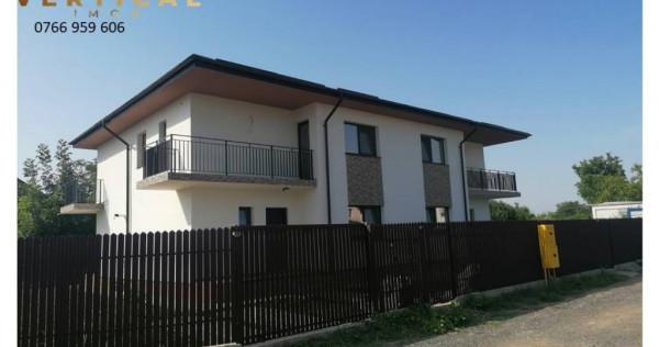 VILA cu 4 camere-307mp curte -comuna Berceni-str 1 Decembrie