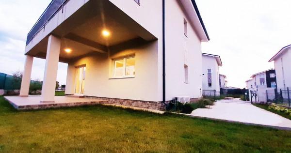 Otopeni City Gardens - vila SINGLE - 125.000 euro + tva