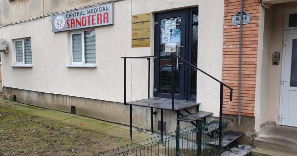Inchiriez spatii pentru cabinete medicale G.Enescu