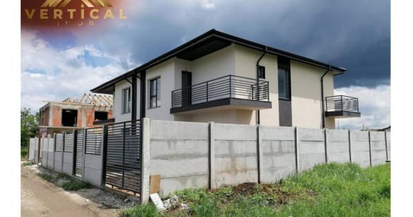 DUPLEX 120 mp - 4 dormitoare- 275 mp teren-