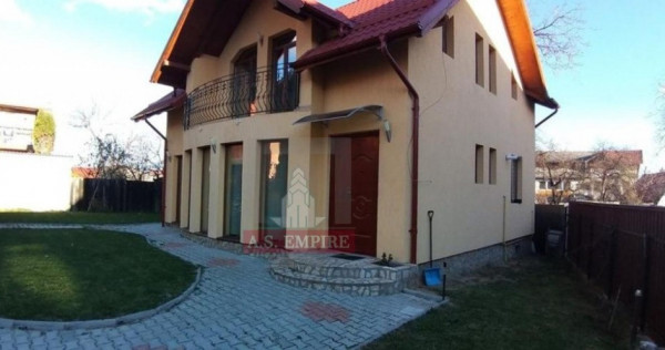 Casa/Villa mobilata/utilata,400 mp teren-zona Sacele(BV)