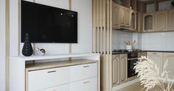 Brancoveanu - Garsoniera - Imobil Finalizat