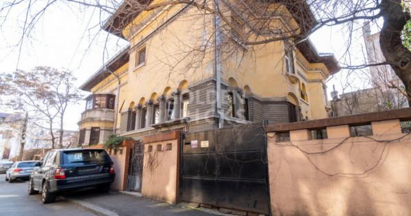 Universitate, Mantuleasa, 5 camere+anexe in vila eleganta in