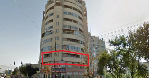 Ultracentral - apartament 124mp - bloc construit anul 2006