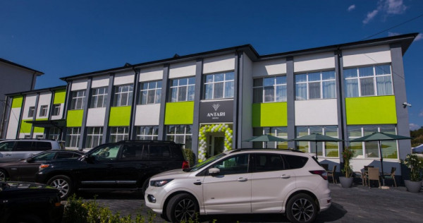 Antari Hotel - business to business - cazare în Slatina Olt
