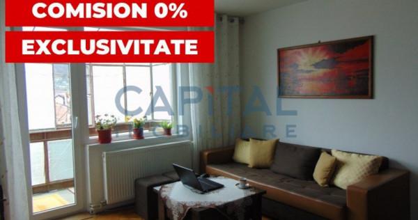 Apartament 3 camere semidecomandat, zona Centrala, G