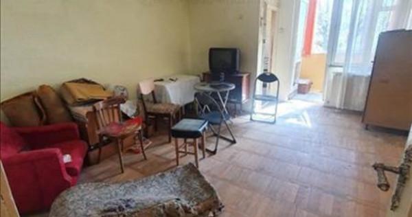 Garsoniera etaj intermediar zona Judetean,109JU