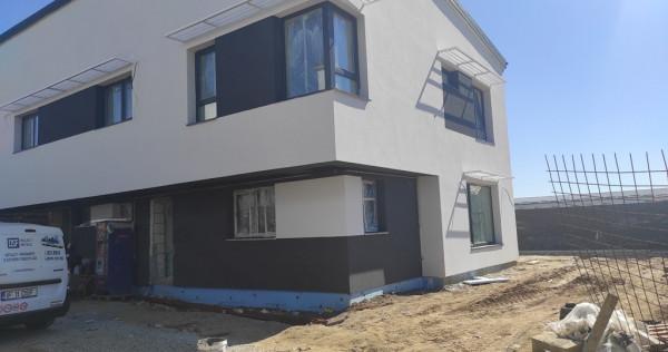 Vila individuala Popesti Leordeni, constructie noua 2021