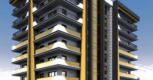 Apartament in bloc nou, Constanta, zona Billa