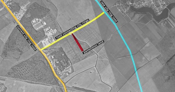 Proiect Industrial /Logistic 7200 mp in Pantelimon, Ilfov
