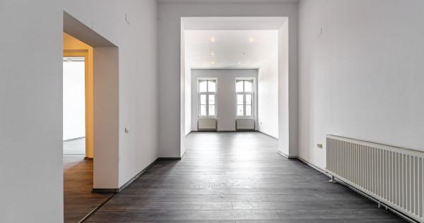 Apartament ultracentral cu 3 camere