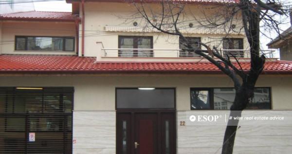 Inchiriere vila pentru birouri, Stirbei Voda, 490 mp