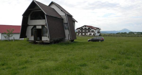 Casa amplasata pe un teren de 600 mp, in Glajerie