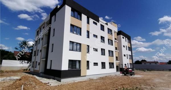 Apartament cu 2 camere de in zona Piata Cluj din Sibiu
