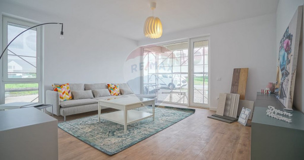 REZERVAT - Apartament nr 3 C2 - finalizare Septembrie 2020