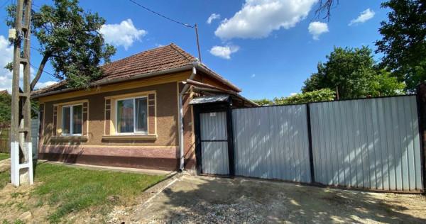 Casa cu grădina - Cauaceu / Hegykozkovácsi.