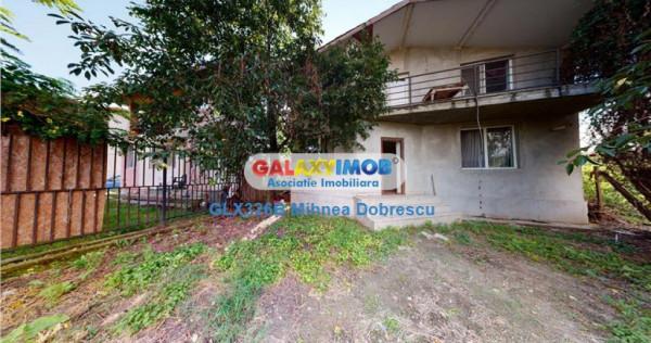 Casa 4 camere si terasa, P E, curte spatioasa, Bragadiru