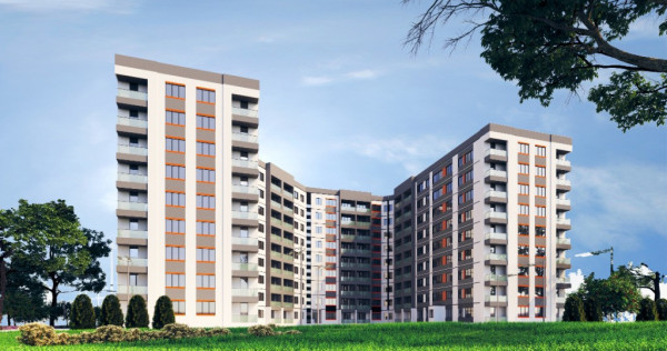 Apartament 2 camere Valea Ialomitei-Triplea Residence faza 2