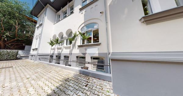 Vilă cu 17 camere de închiriat-Dorobanți/Capitale