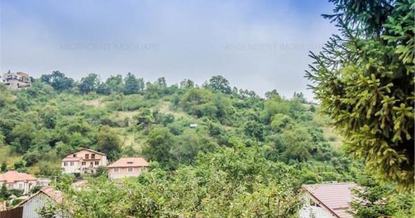 Casa 16.000 mp teren intravilan, Drumul Poienii, Brasov