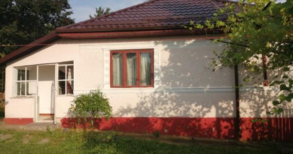 Casa de vacanta Parscov
