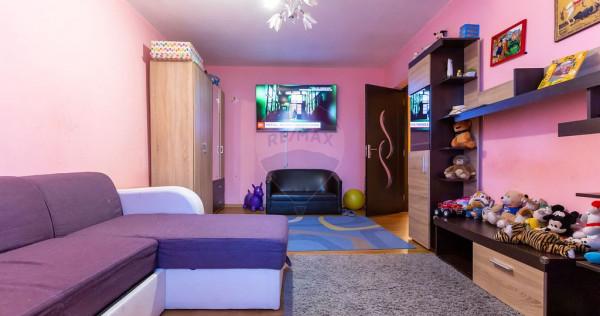 Apartament cu 2 camere de vânzare în zona Mioritei