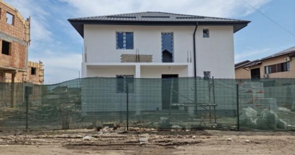 Casa individuala, in curs de finalizare/ MODERNA