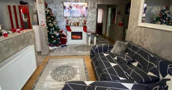Apartament 5 camere cu scara interioara!