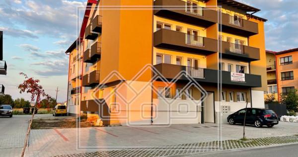 Ap. 3 camere - 2 bai, decomandat, etaj intermediar | Selimba