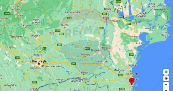 Teren vanzare Tuzla cu constructie Marea Neagra