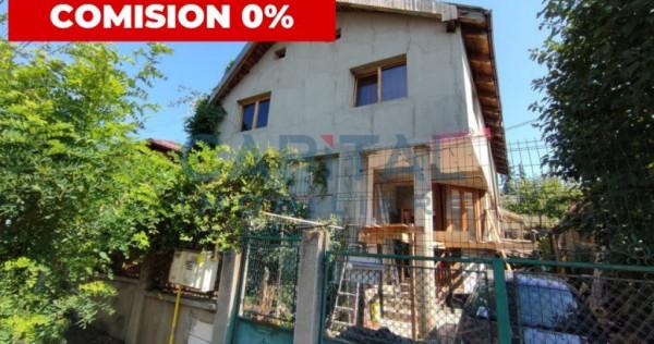 Comision 0 !! la cumparare Casa cu 5 camere in Dambul Rotund