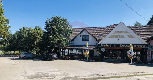 Motel/ Restaurant in Vama Bors