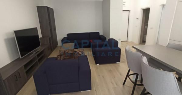 Apartament cu 2 camere semidecomandat zona The Office !