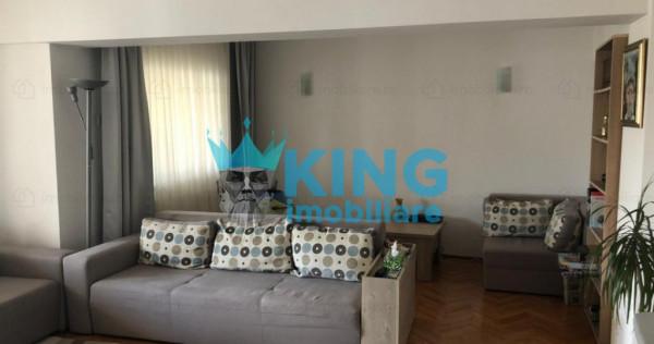 Ultracentral | Apartament 3 camere | Modern | Centrala propr